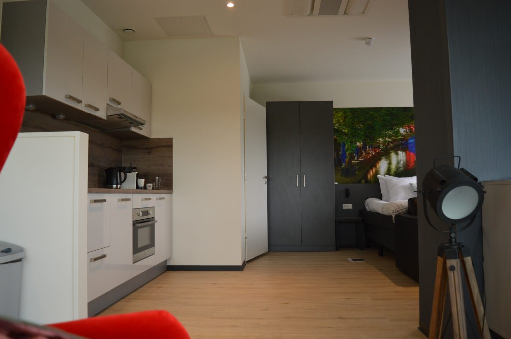 Sleepless in Utrecht: 2L De Blend is a perfect spot for a longer stay!