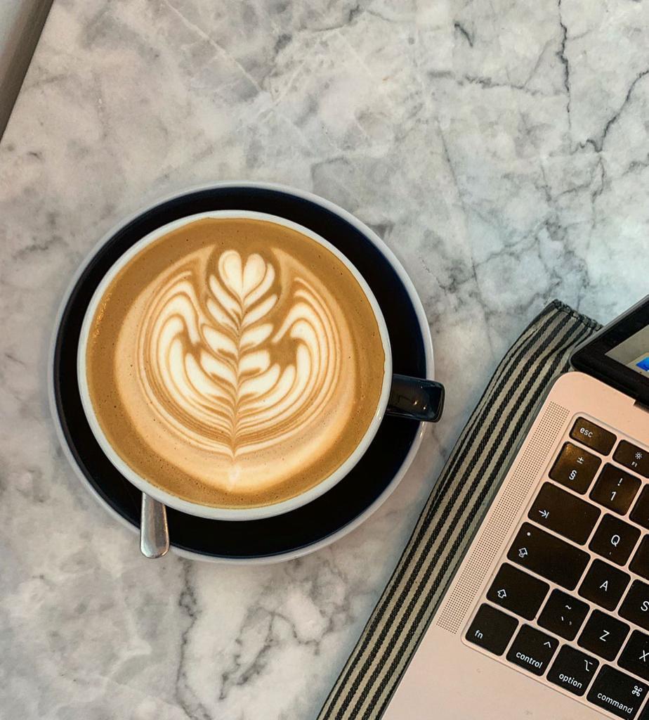 5 x coffee in Utrecht city