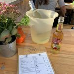 Sunshine, terrace and a BBQ: welcome to Roost aan de Singel