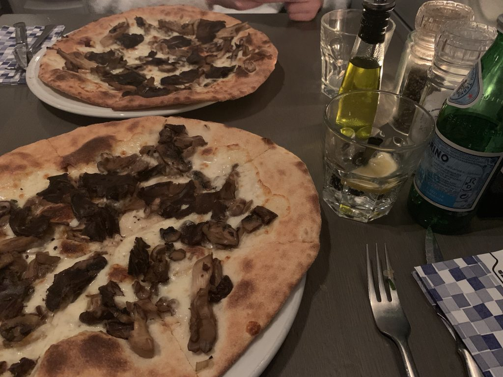 Tartufo Thursday at de Pizzabakkers